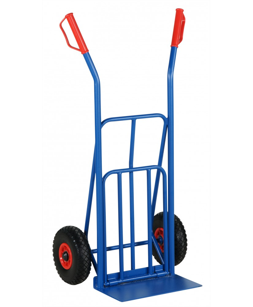 Diable tout terrain flexible - charge 250 kg