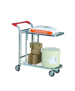 Chariot de magasin - charge 300 kg