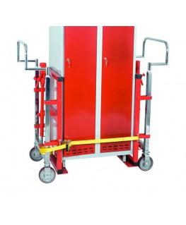 Diable transporteur - charge 1800 kg